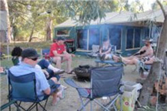 Powered Campsites
